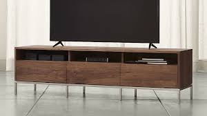 crate and barrel media cabinet pearson 72 media console reviews crate and barrel