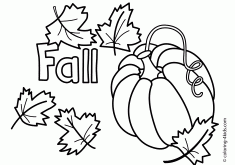100 ideas fall coloring pages toddlers emergingartspdx