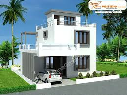 Modern Duplex House Design Get Plan House Plans