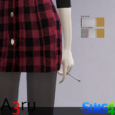 a3ru various drug clutter sims 4 downloads cigarette accessory at a3ru via sims 4 updates sims4 roleplay