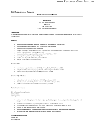 Extensive Resume Sample by Analyst Programmer Resume Samples Visualcv Resume Samples Database