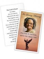 memorial prayer card templates archives funeralprogram template com