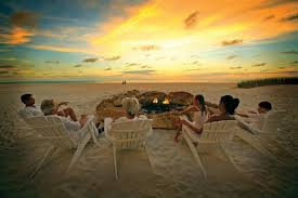 Beach Fire Pit by Insider Guide Clearwater Florida Minitime