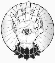 third eye by jasondanebright on deviantart