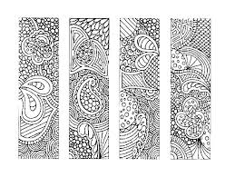 coloring pages bookmarks indonesian batik bookmarks coloring pages best place to color