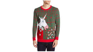 mens light up ugly christmas sweater top 20 best ugly christmas sweaters for men heavy com
