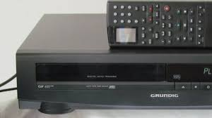 videorecorder grundig gv 400 vps mit fernbedienung und