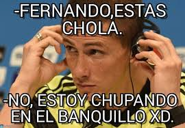 Fernando Torres Meme - fernando estas chola fernando torres meme en memegen