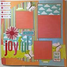 12x12 scrapbook 12x12 scrapbook layout page family