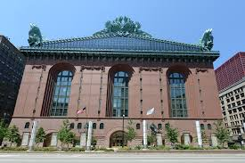 harold washington library buildings of chicago chicago