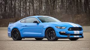 2017 ford mustang shelby gt350 color grabber blue side hd