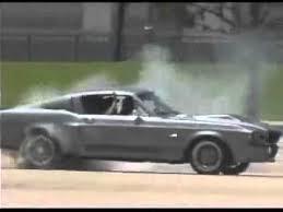 1967 snake mustang ford mustang shelby 1967 gt500 snake burnout drift