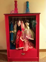diy kids dress up closet home design ideas