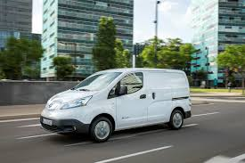 nissan nv200 new nissan e nv200 env200 electric tekna rapid plus van auto for