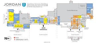auxiliary services building map u2013 auxiliary services