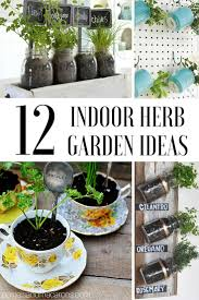 herb garden ideas for indoor spaces that will inspire you indoor