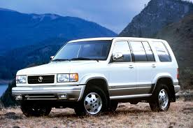 acura jeep 2003 eight suvs that became crossovers