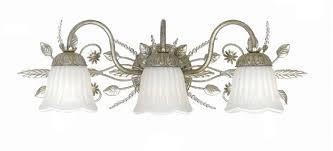 gorgeous crystal vanity light crystal bath vanity light modern
