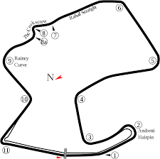 Mid Ohio Track Map by 100 Ideas Road America Track Map On Habat Us