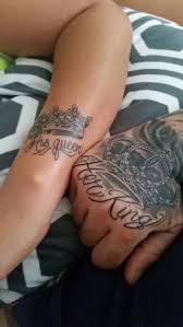 tattoo queen photos king and queen tattoos for men ideas and inspiration for guys