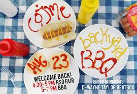 cojmc invites students to backyard barbecue college of