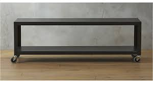 console table tv stand tv stand with casters contemporary go cart carbon rolling coffee