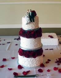 simple wedding anniversary cake ideas two tier th wedding