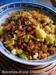 cuisine avec du riz recettes d une chinoise que faire avec un reste de riz riz sauté