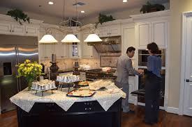 kitchen entertaining fulton homes
