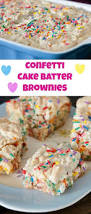25 confetti cake recipes ideas funfetti cake