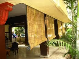 Cheap Outdoor Bamboo Roll Up Shades by Shades Exciting Outdoor Roll Up Shade Coolaroo Outdoor Shades