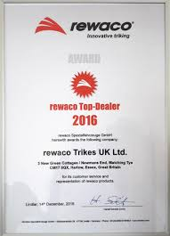 rewaco trikes uk rewaco dealers in essex