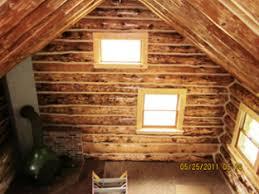 interior log home restoration may 2011