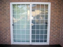 Sliding Patio Door Security Locks Distinctive Sliding Glass Door Lock Bar Patio Doors Sliding Patio