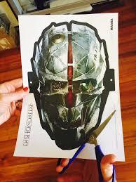 Dishonored Mask Download Corvo U0027s Mask From Dishonored 2 Stack Jb Hi Fi