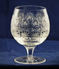 bicchieri boemia coppa da cognac 350ml 6 pezzi cristallo di boemia bicchieri