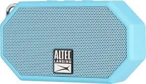 Lansing Board Of Water And Light Altec Lansing Mini H2o Bluetooth Speaker Blue Imw257 Ab Best Buy