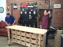 building a birch kitchen island hgtv