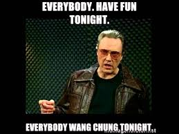 Have Fun Meme - wang chung everybody have fun tonight hq youtube
