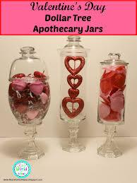 ria u0027s world of ideas valentine u0027s day dollar tree apothecary jars