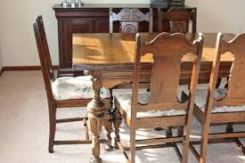 used dining room set picture 4 of 19 used dining room chairs beautiful remarkable