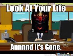 Diablo 3 Memes - diablo iii in a nutshell by shotgun06 meme center