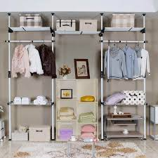 Open Clothes Storage System Diy Closet Systems Ikea With Iron Basket Window Displays U0026 Store