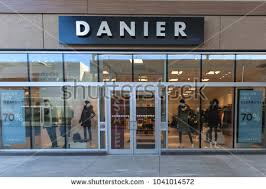 danier leather outlet niagara on lake canada march 4 stock photo 1041014572