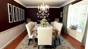 dining room makeovers affordable dining room makeover ideas video hgtv
