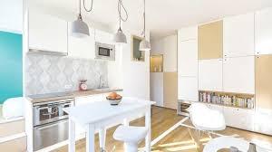 cuisine ouverte surface cuisine ouverte salon 20m cuisine en image