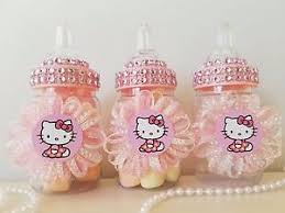 baby shower bottle favors 12 hello fillable bottles favors prizes baby shower