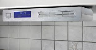 under cabinet radio bluetooth kitchen radio under cabinet ilive wireless bluetooth under cabinet