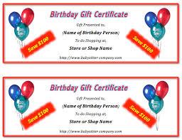 free gift certificate templates u2013 8 templates microsoft word