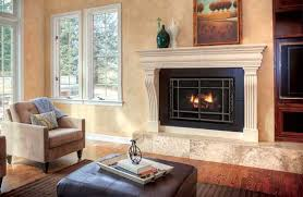 Insert For Wood Burning Fireplace by Gas Fireplace Inserts By Mendota